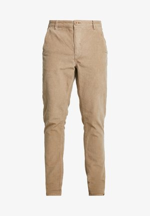 32x32 - Pantalon classique - safari brown