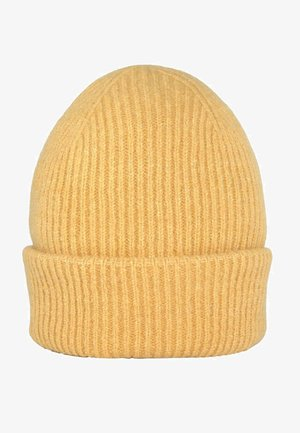RIPP - Beanie - indian spice yellow melange