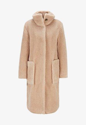 Classic coat - light beige
