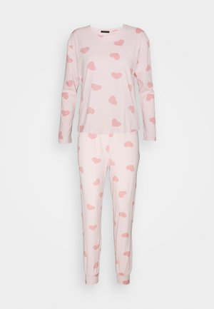Pyjama set - powder pink