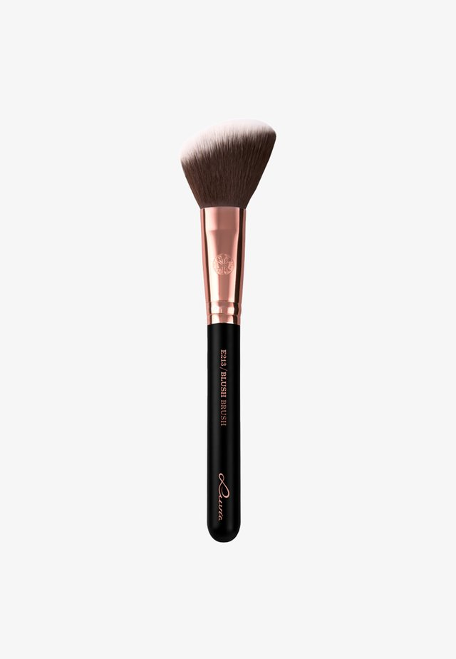 BLUSH BRUSH - Makeup-børste - black