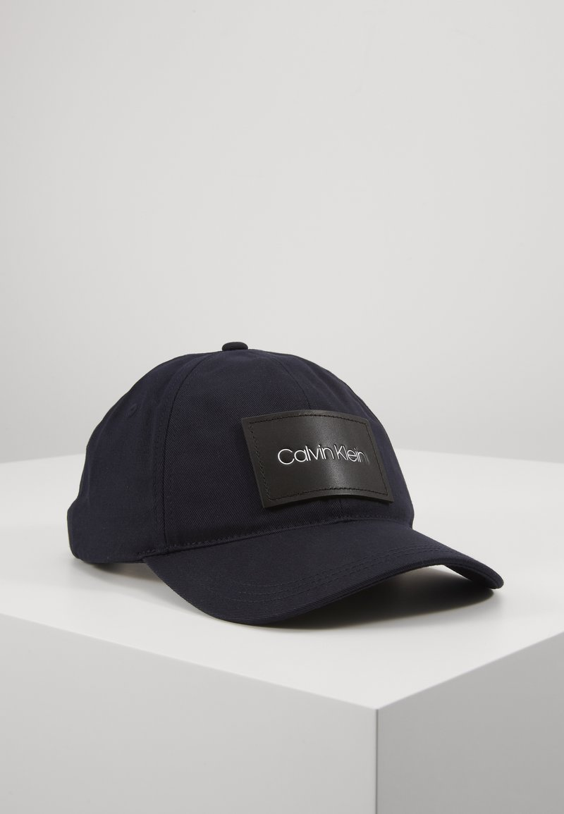 Calvin Klein - PATCH - Cappellino - blue