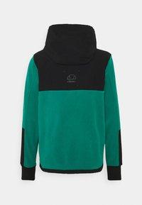 Ellesse - AMALFON OH HOODY - Fleece jumper - dark green - 7