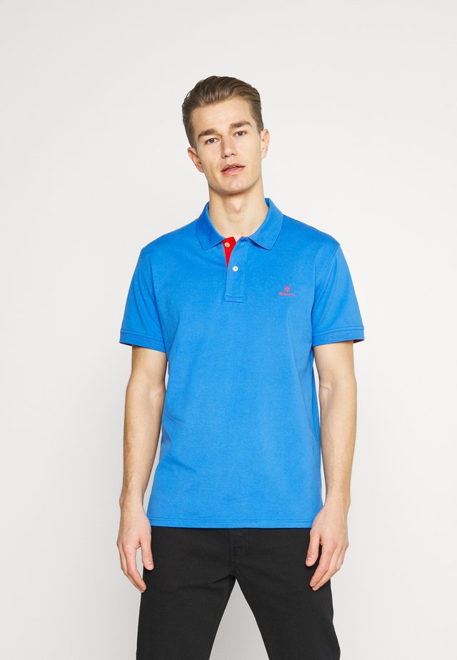 RUGGER - Poloshirt - clear blue