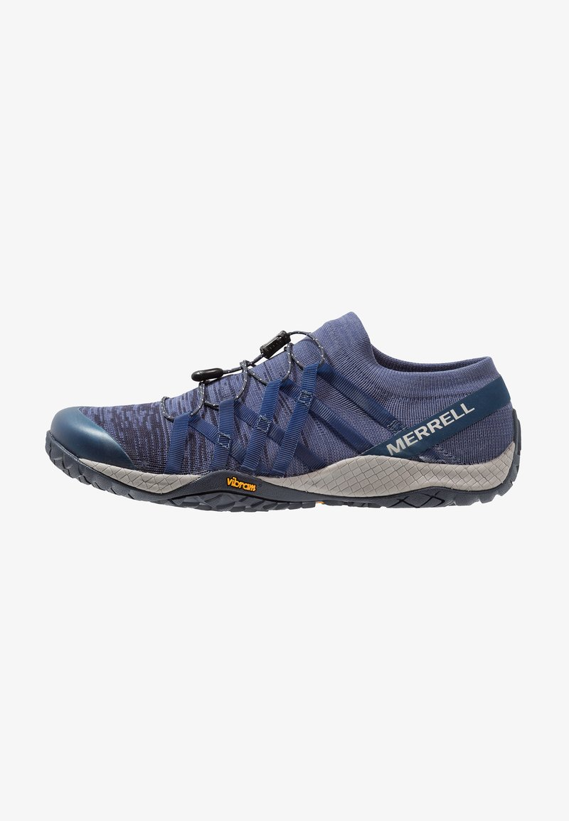 Merrell - GLOVE 4  - Trail running shoes - denim