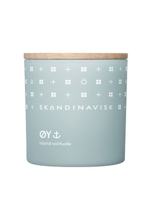 SCENTED CANDLE WITH LID - Scented candle - øy