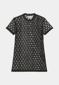Sixth June - MONOGRAM TEE - Sukienka letnia - black - 0