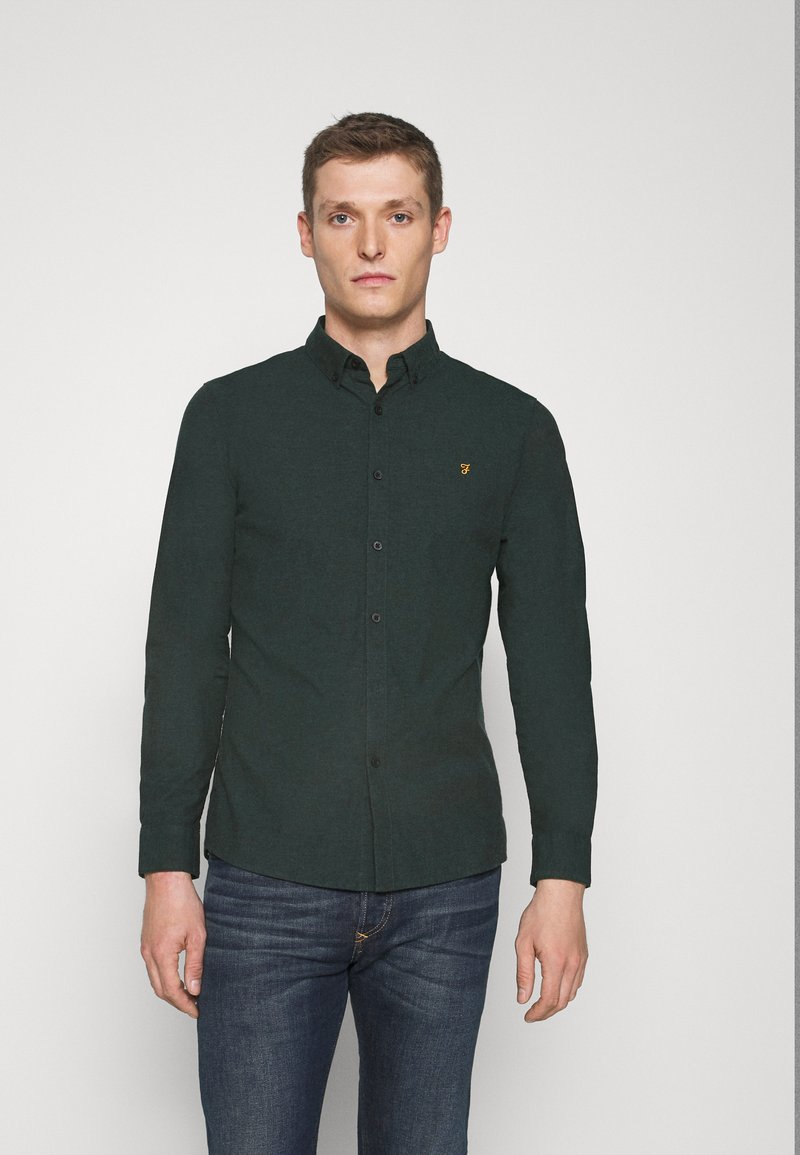 Farah - STEEN  - Shirt - fern green