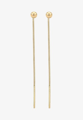 GEO KUGEL - Earrings - gold-coloured