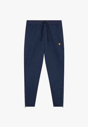 TRACKIES - Tracksuit bottoms - navy