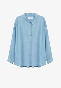 Violeta by Mango - Button-down blouse - hellblau - 4