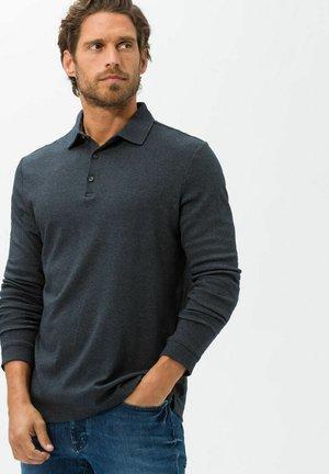 STYLE PIRLO - Polo shirt - anthra