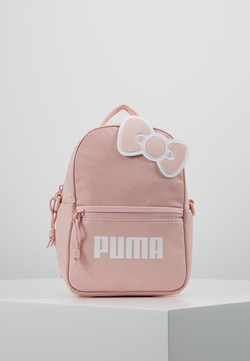 Puma - PUMA X HELLO MINIME BACKPACK - Reppu - pink dogwood