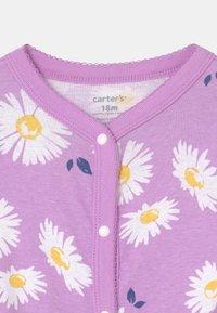 Carter's - SNAPS DAISY - Pyjamas - purple - 2