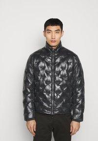 Emporio Armani - Down jacket - black - 0