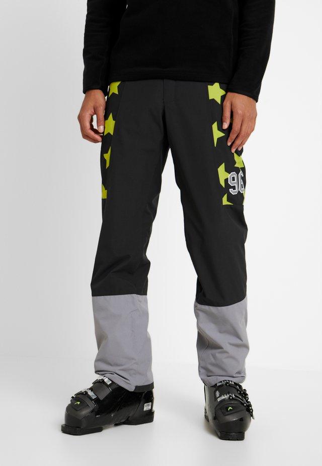 CENTERTON - Spodnie narciarskie - anthracite