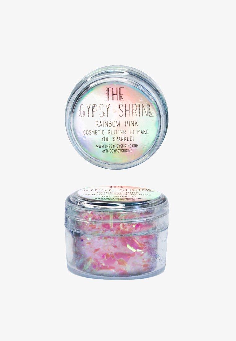 SHRINE - GLITTER POT 10G - Beauty-accessoire - rainbow pink