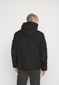 Jack & Jones - JJFERGUS JACKET - Regenjas - black - 2