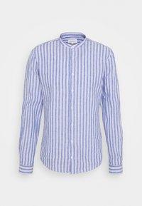Lindbergh - MANDARIN - Shirt - blue - 4