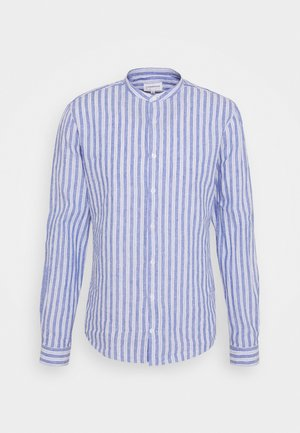 MANDARIN - Shirt - blue