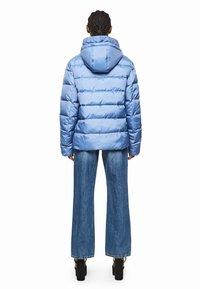 Pepe Jeans - DUA LIPA X PEPE JEANS - Winter jacket - fade blau - 2