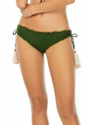Bikinibroekje - green