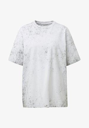 LES MILLS® TEE - T-shirt print - grey