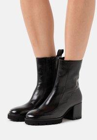 Kennel + Schmenger - CORI - Platform ankle boots - schwarz - 0