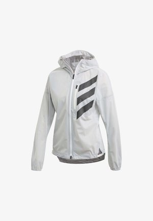 AGRAVIC RAIN.RDY TRAIL RUNNING - Sports jacket - white