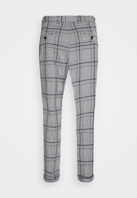 Scotch & Soda - BLAKE CLASSIC PLEATED STRUCTURED - Trousers - combo - 7