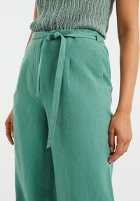 WE Fashion - Trousers - mint green - 3