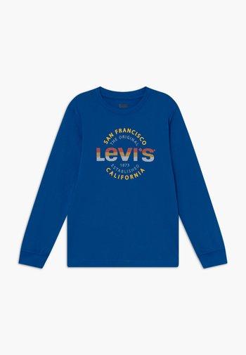 GRAPHIC - Langærmede T-shirts - prince blue