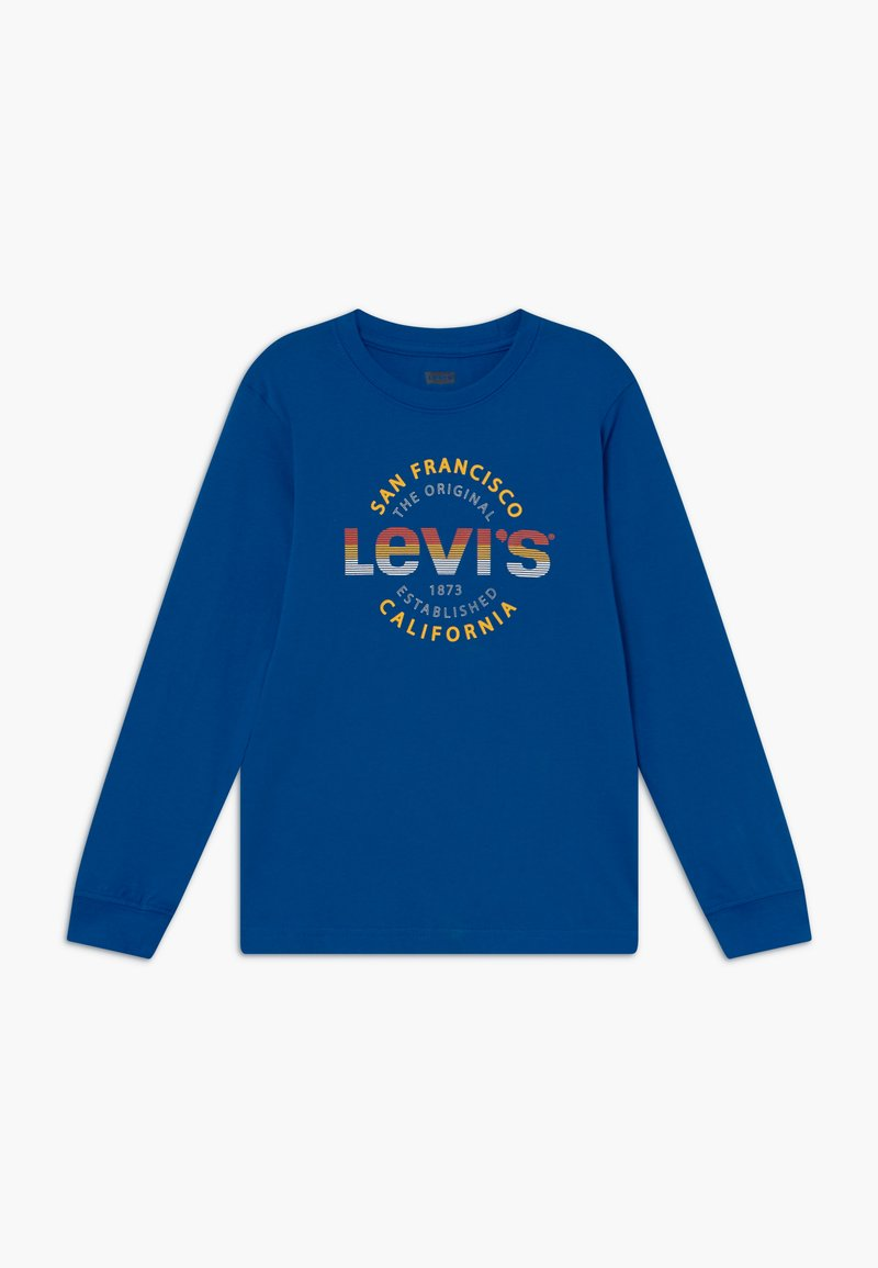 Levi's® - GRAPHIC - Longsleeve - prince blue