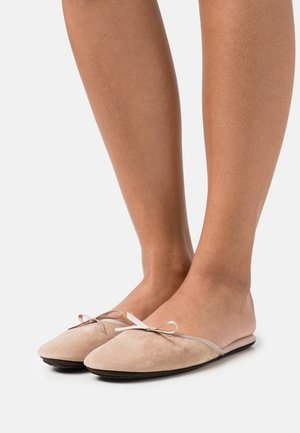 SATI - Slippers - taupe