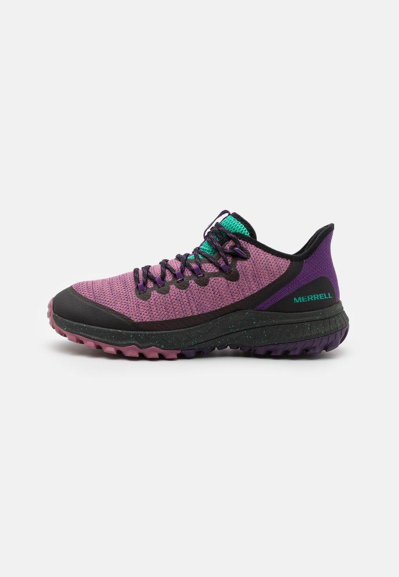 Merrell - BRAVADA - Hiking shoes - erica/peacock