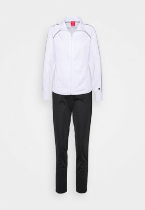 FULL ZIP SUIT LEGACY - Trainingsbroek - white