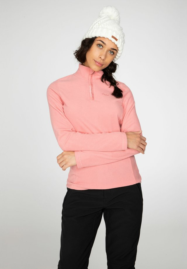 MUTEZ - Fleece jumper - think pink