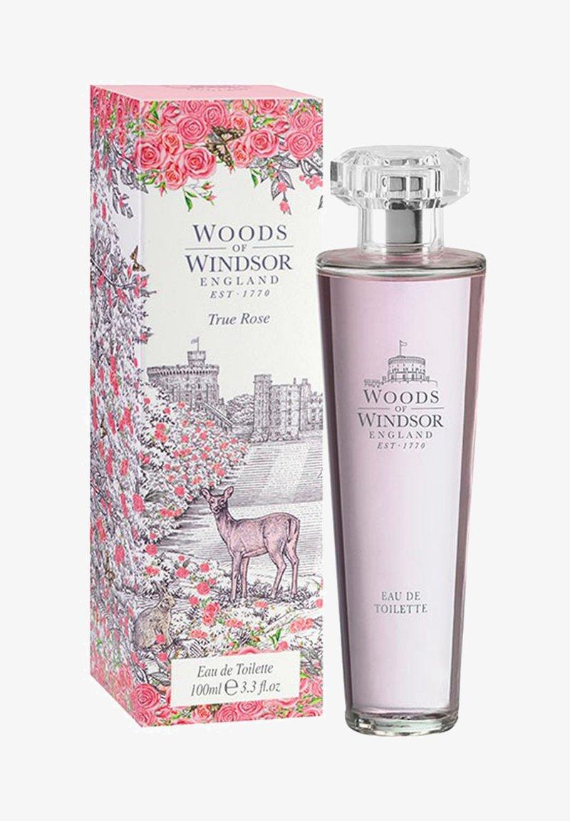 Woods of Windsor - TRUE ROSE EAU DE TOILETTE 100 ML - Eau de Toilette - rosa