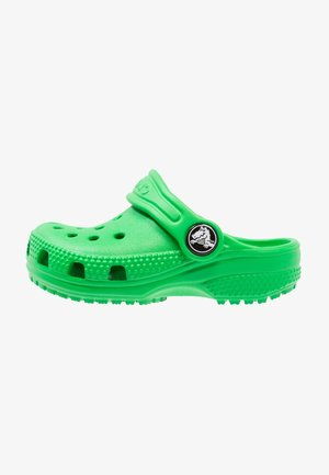 CLASSIC  - Pool slides - grass green