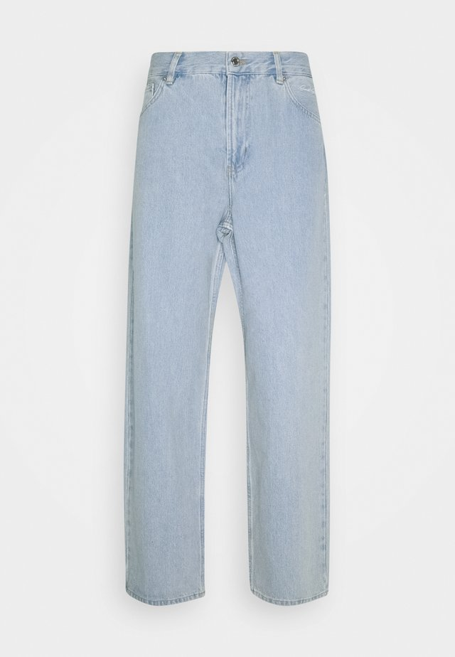 SWEET BIG SKATE UNISEX - Jeans relaxed fit - light wash