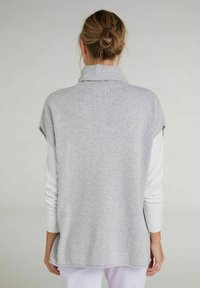 Oui - Top - light grey - 2