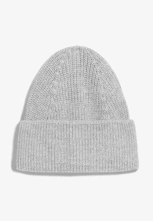 MIAALIN - Beanie - light grey melange