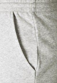 Pieces - PCCHILLI SKIRT - Mini skirt - grey - 2