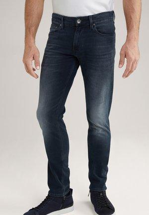STEPHEN - Slim fit jeans - dunkelblau/grau