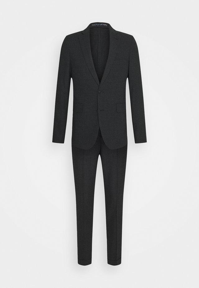 Suit - charcoal