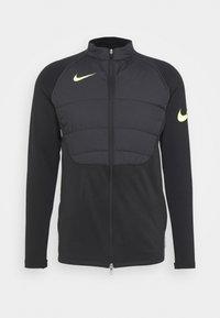 Nike Performance - STRIKE WINTERIZED - Training jacket - black/volt - 0