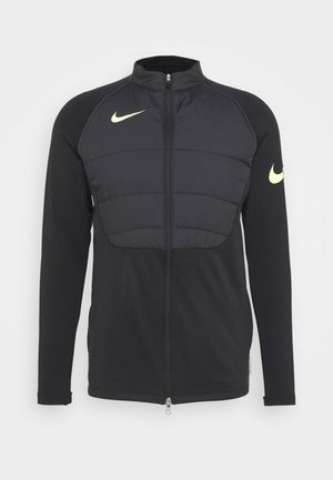 STRIKE WINTERIZED - Training jacket - black/volt
