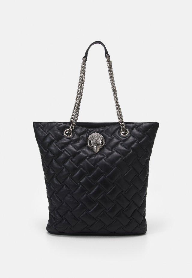 KENSINGTON SHOPPER - Shopping bag - black