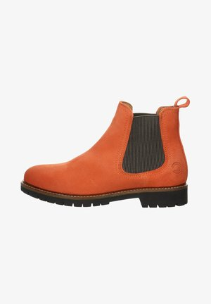PINNEA  - Ankle boots - rot