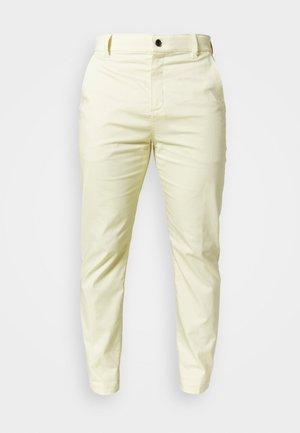 SLIM PANT - Kalhoty - lemon drop